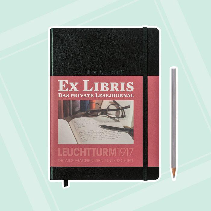 Leuchtturm 1917 Ex Libris Reading Journal