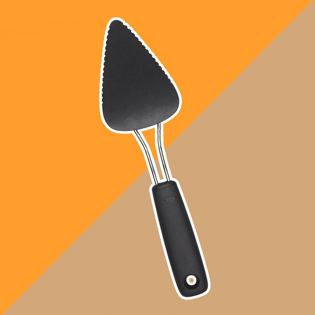 OXO Good Grips Black Nylon Flexible Pie Server
