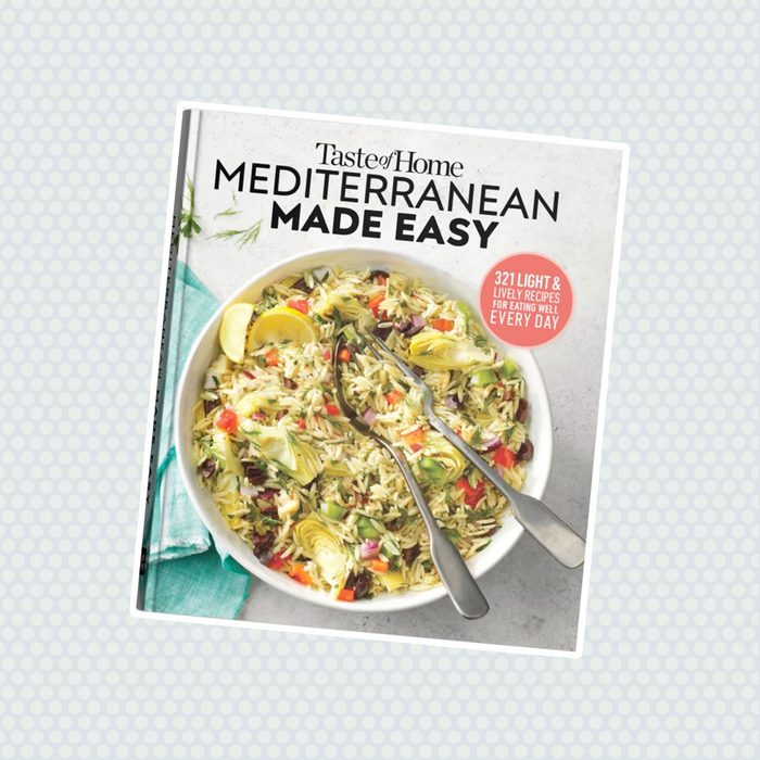Mediterranean Made Easy