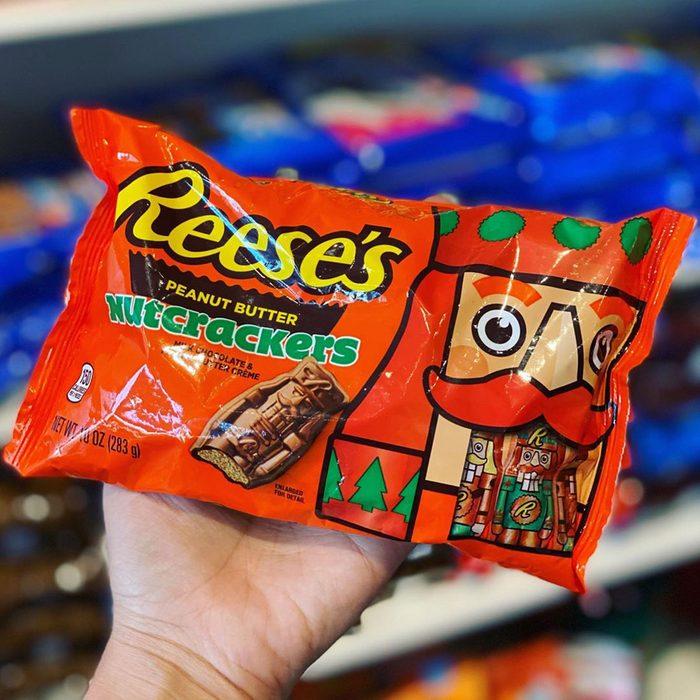 Reese's Peanut Butter Nutcrackers