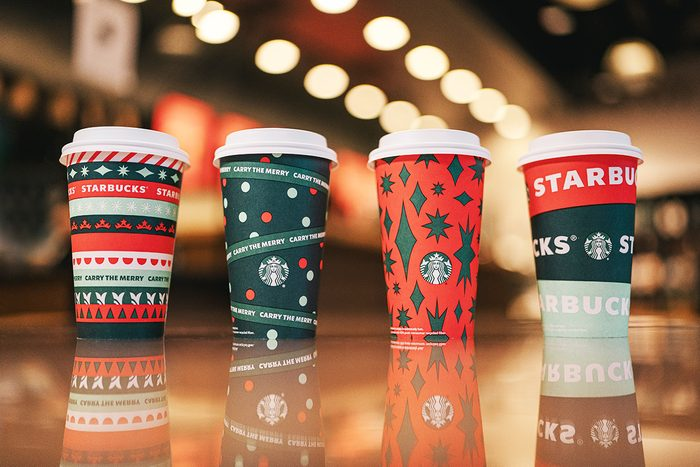 Starbucks 2020 Holiday Cups
