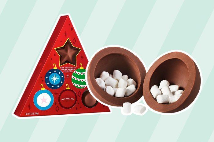 Holiday Advent Triangle Hot Chocolate Drink Bomb - 5.5oz - Wondershop™
