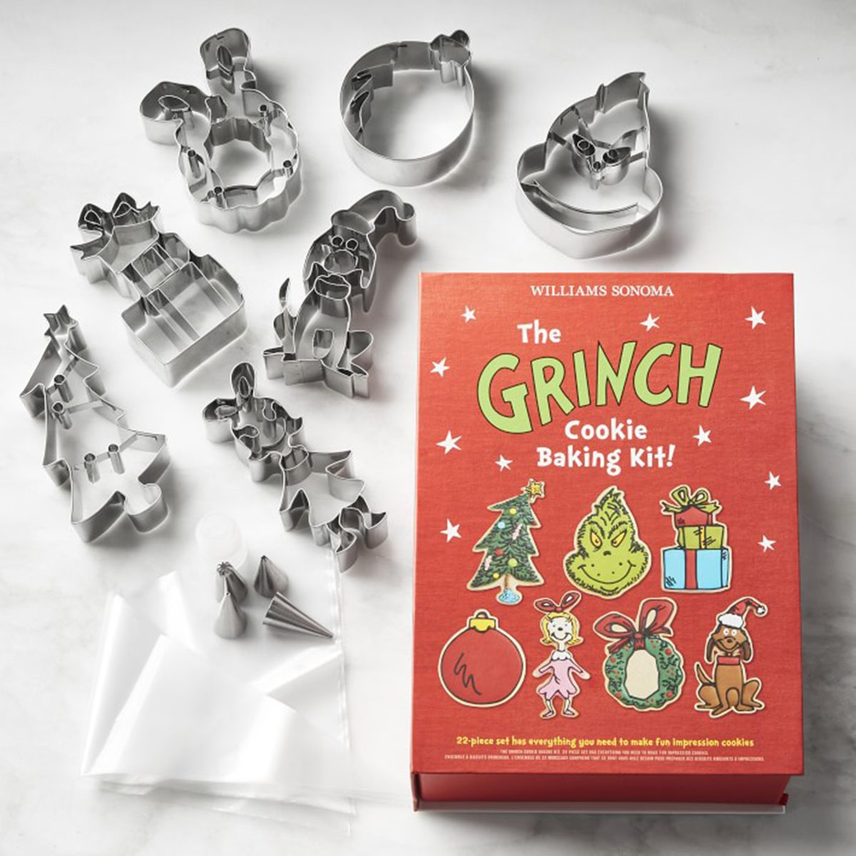 The Grinch™ Christmas Cookie Kit