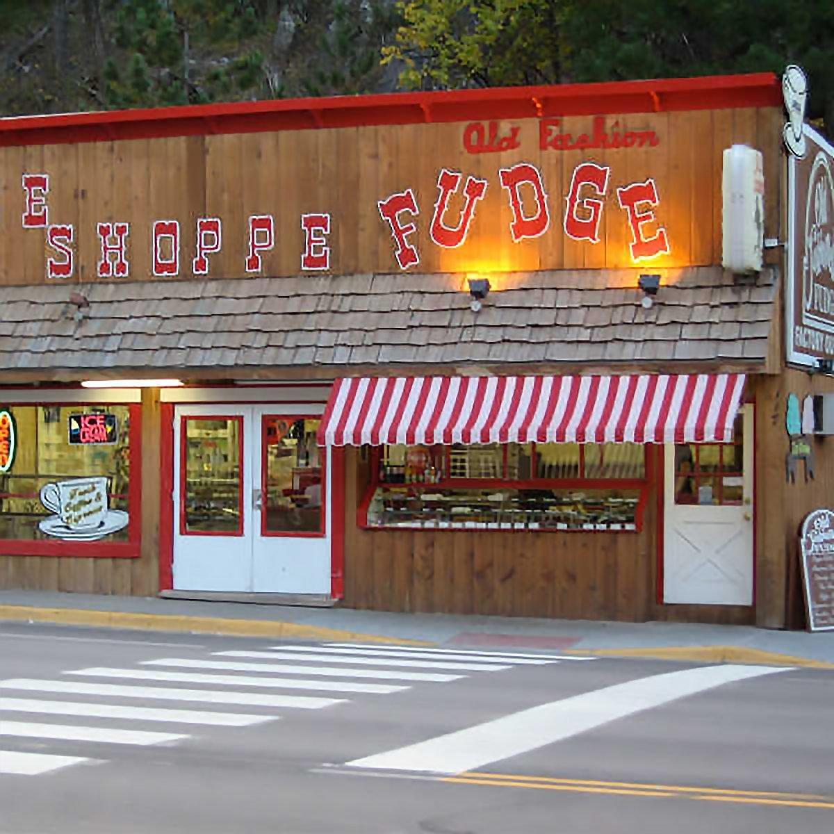 The Best Fudge Shop in South Dakota - Turtle Town