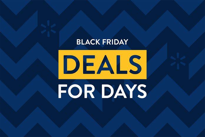 Walmart Black Friday Deals for Days