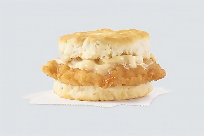 Wendy's Honey Butter Chicken Biscuit promo