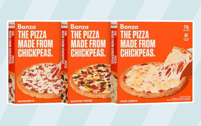 Banza pizza variety pack