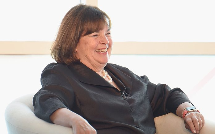 NEW YORK, NY - JUNE 10: Barefoot Contessa host Ina Garten takes part in the 2015 Forbes Women's Summit: Transforming The Rules Of Engagement at Pier 60 on June 10, 2015 in New York City. ina garten christmas dinner (390)