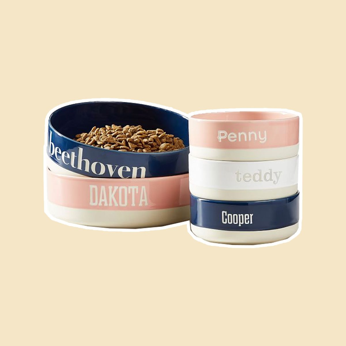 Personalized Food Bowl