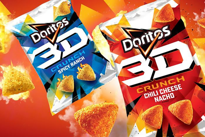 Doritos 3D return