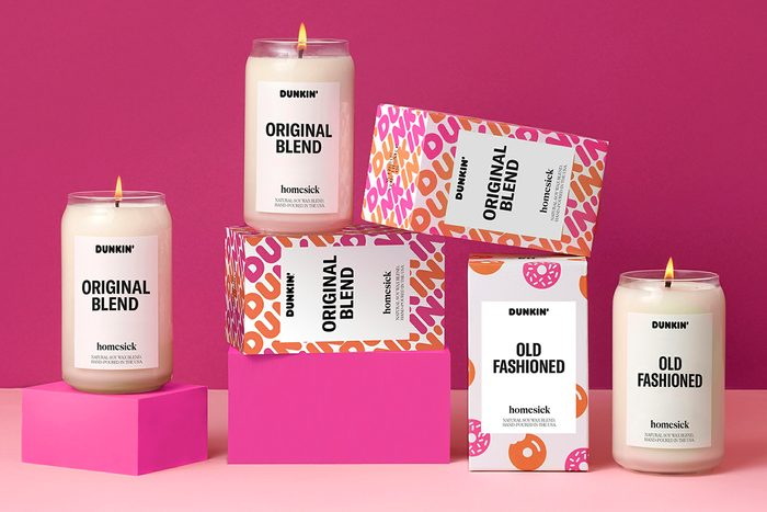 Homesick x Dunkin' Collection