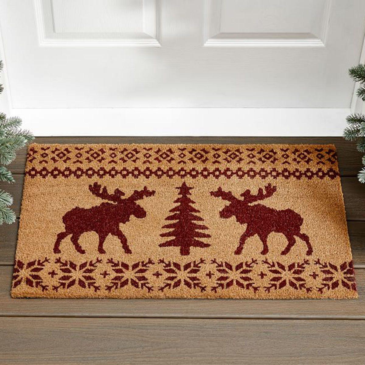 Fair Isle Doormat