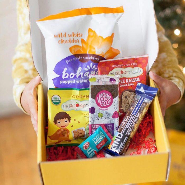 Kid Snack Box subscription box