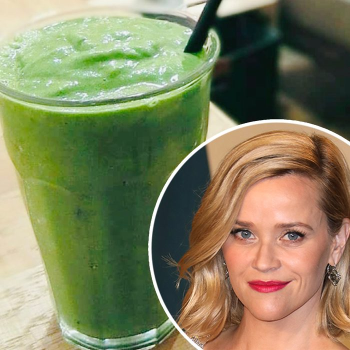 green smoothie reese witherspoon