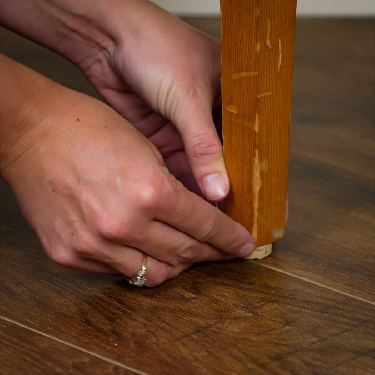 cork table fix HH