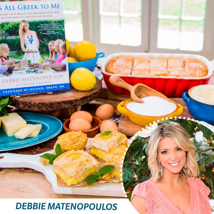 How To Make Galaktoboureko With Debbie Matenopoulos Feature