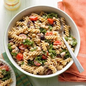 20 Healthy Pasta Salad Recipes You'll Love