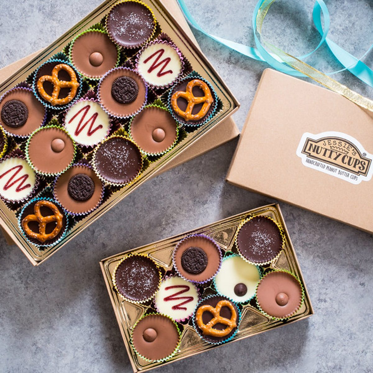 Jessies Nutty Cups Signature Assortment