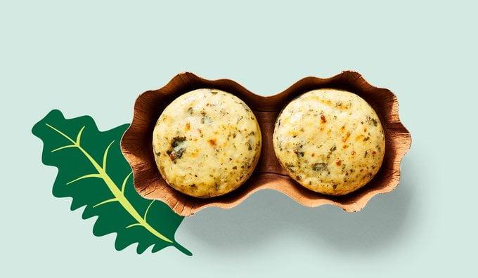 Starbucks Kale and Portabella Sous Vide Egg Bites