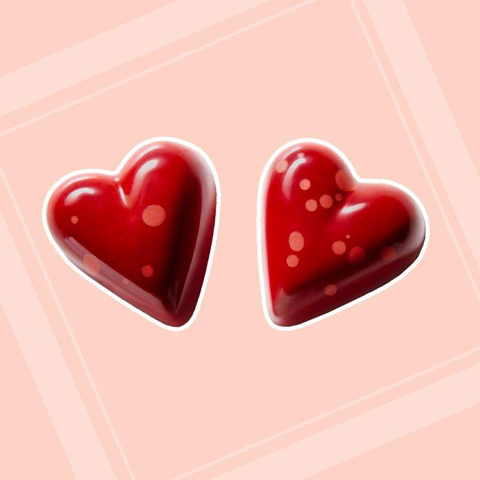 Kohler Dark Chocolate Hearts