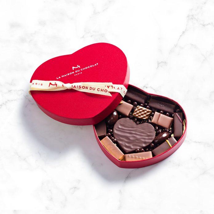 La Maison Du Chocolat Heart