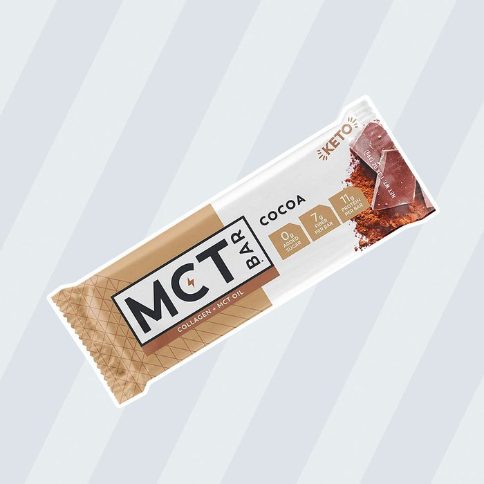 paleo snacks MCTBar Keto Protein Bars