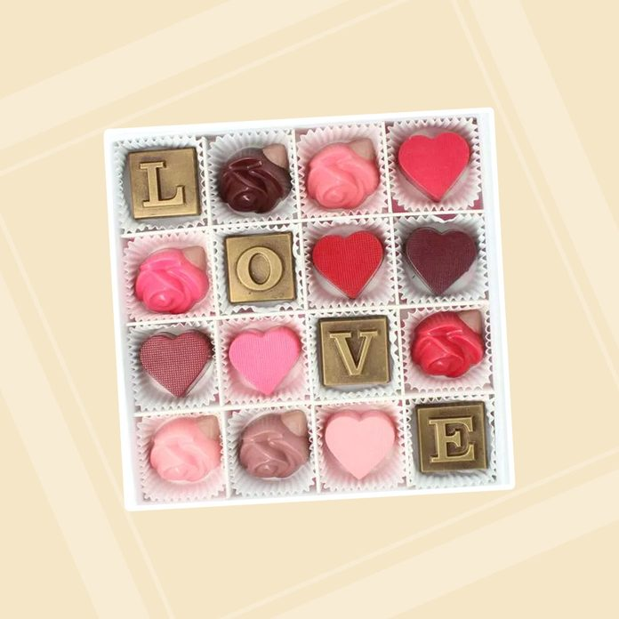 Maggie Louise Confections Love Is Everything Box