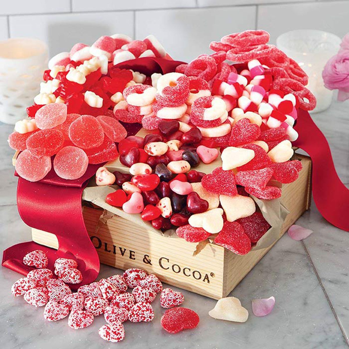 Olive Cocoa Gummy Love Crate