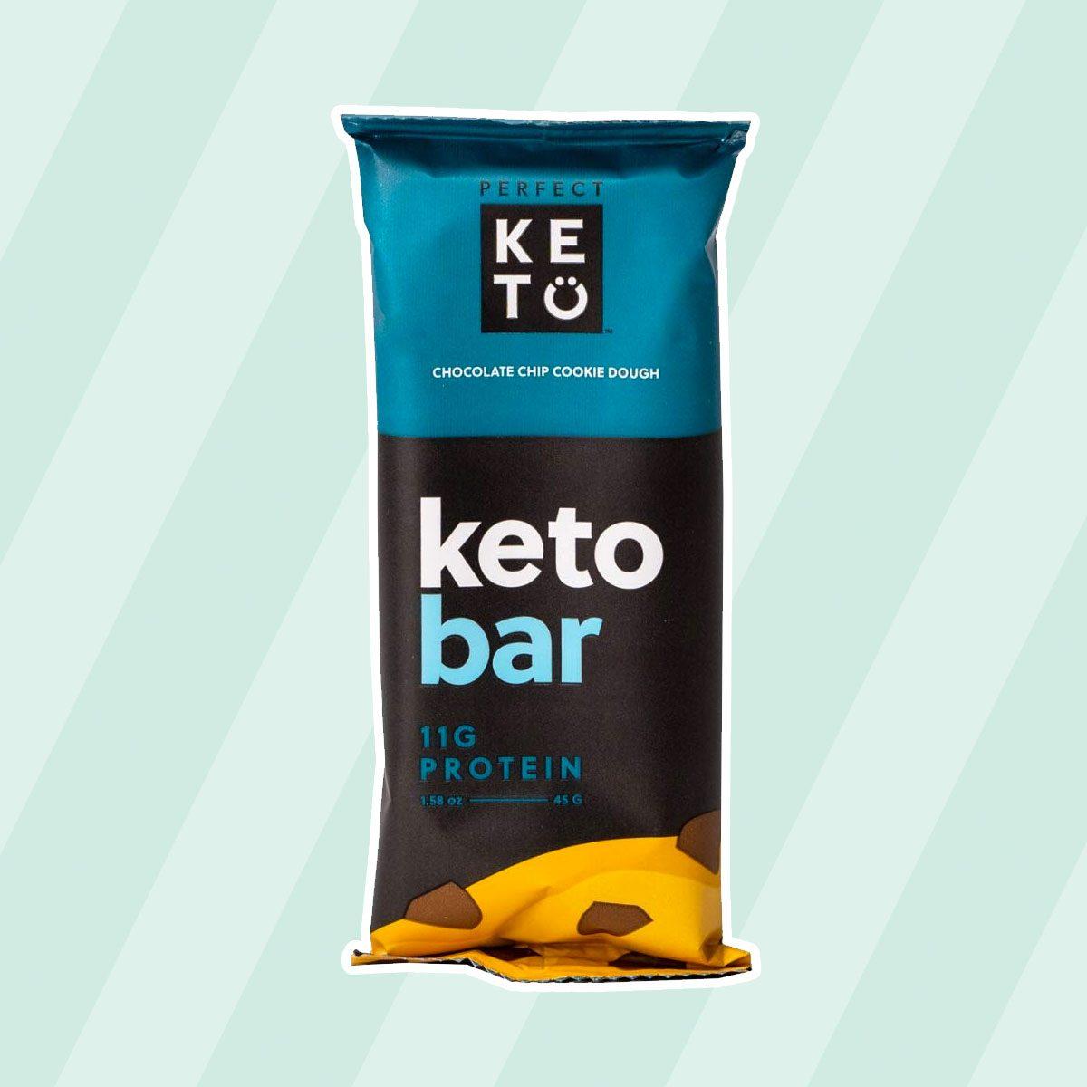 Perfect Keto Bars keto snack bars