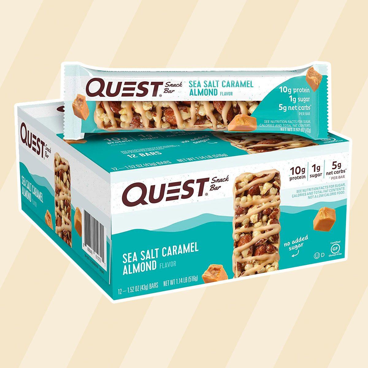 Quest Nutrition Bar