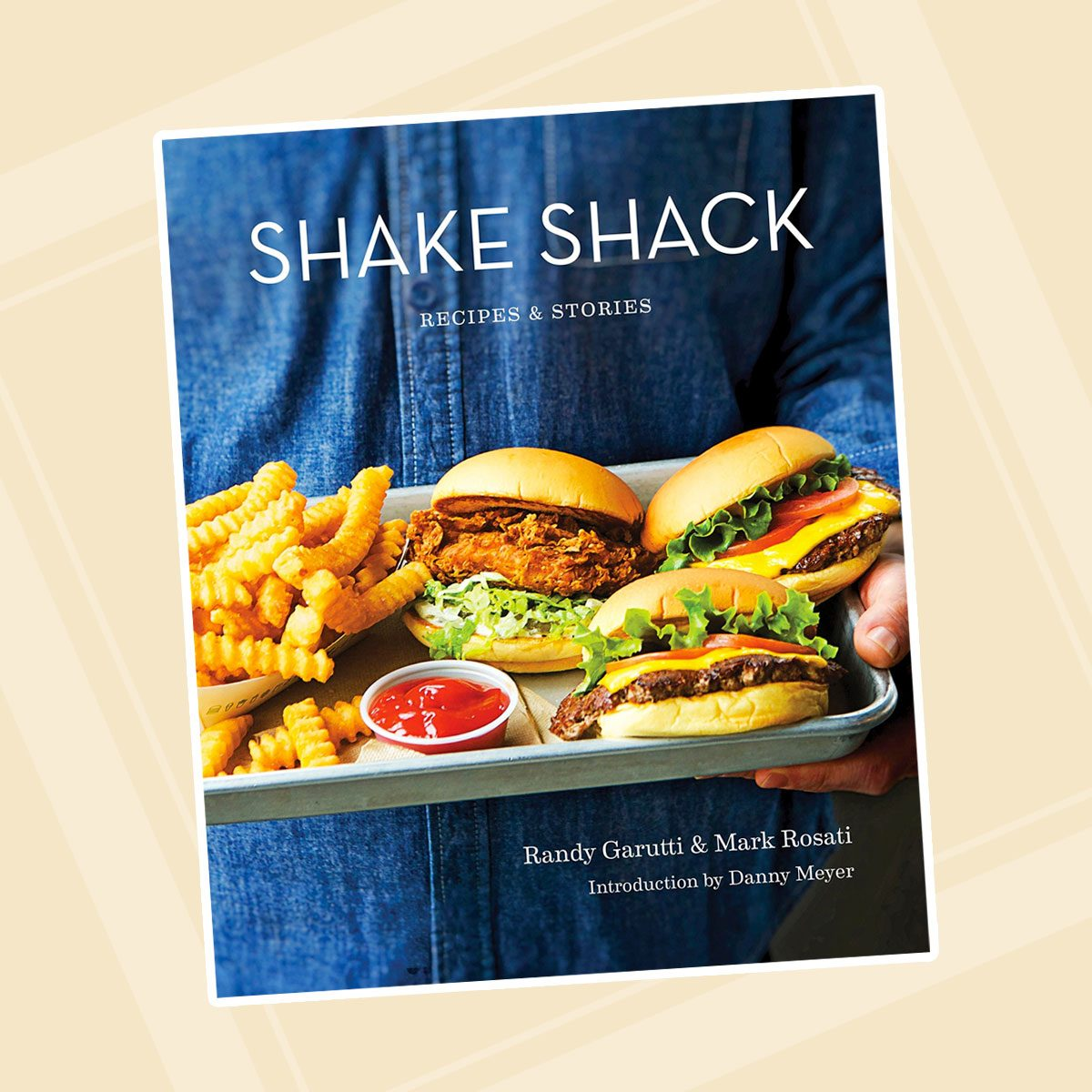 Shake Shack Recipes Stories
