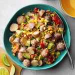 Tex-Mex Potato Salad