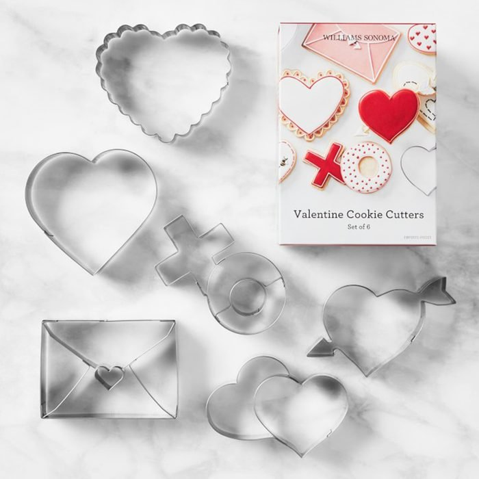 Valentines Day Cookie Cutters