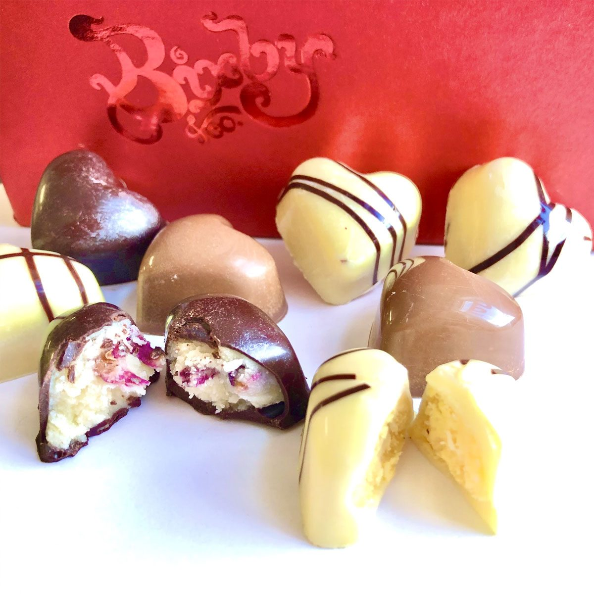 Valentines Day Heart Bon Bon Assortment