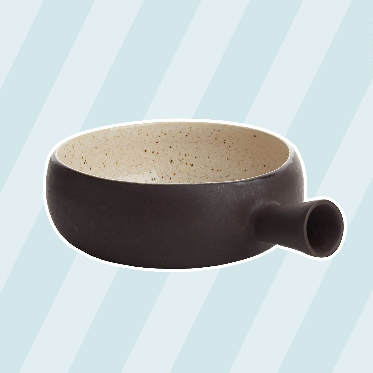 cute soup bowls Wilder Individual Bowl with Handle