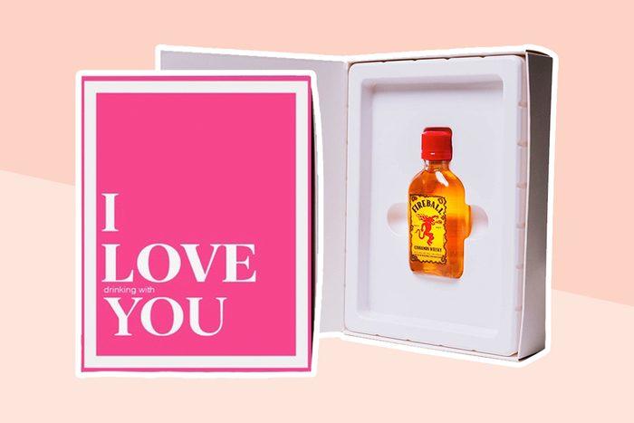NIPYATA!® Drinkable Valentine's Day Card®