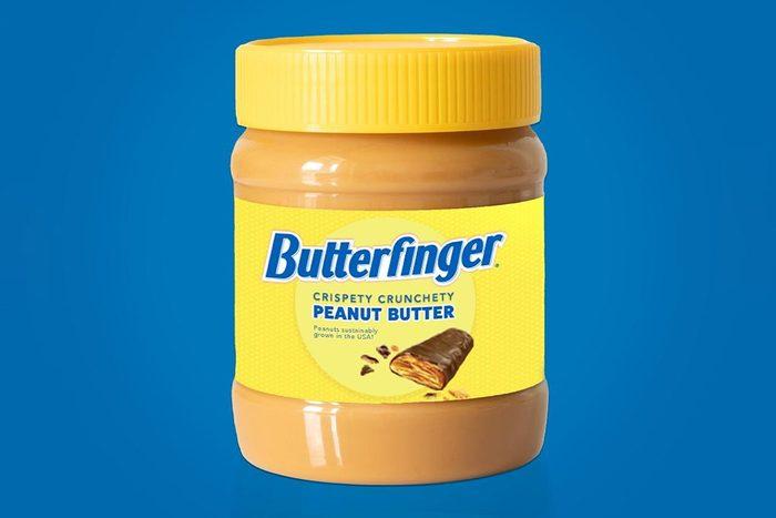 Butterfinger Peanut Butter