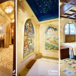 Disney Just Shared a Virtual Tour of Cinderella's Castle Suite—and It's Magical