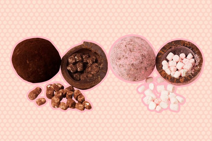 Costco Valentines Cocoa Bombs