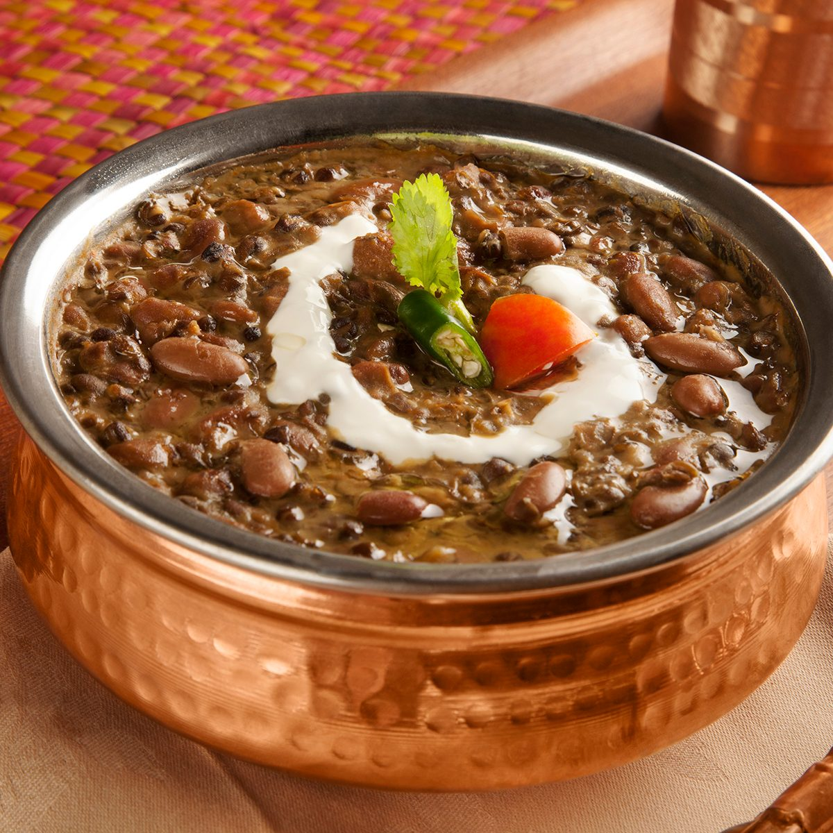 indian main dishes Dal Makhani , Indian Food