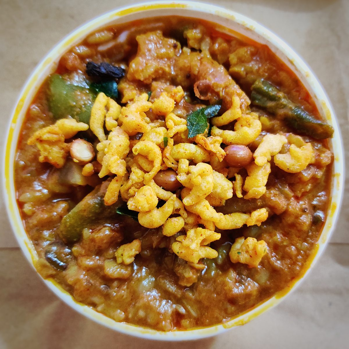 indian main dishes Delicious South Indian Food Bisi Bele Bath