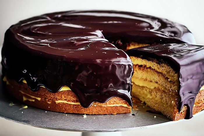 Ina Garten Boston Cream Pie Cake