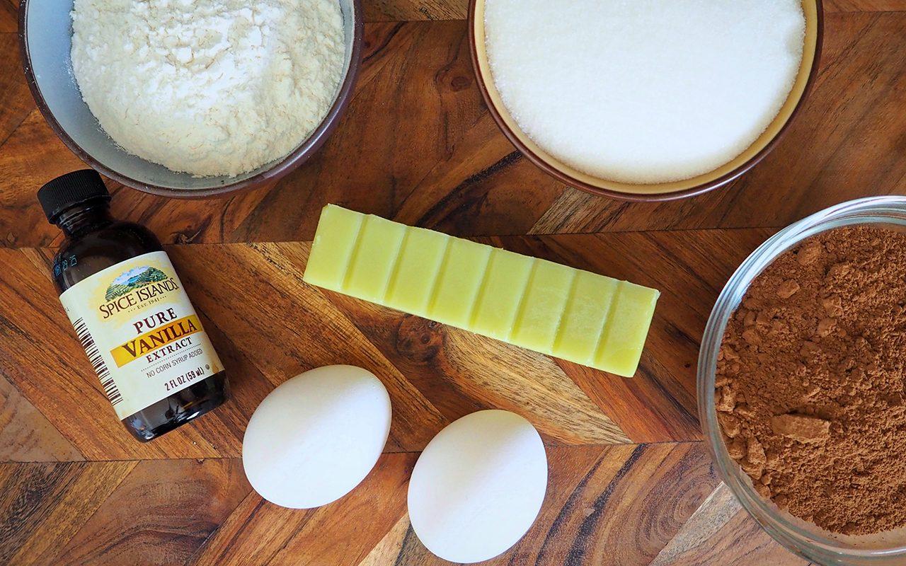 cbd brownies ingredients