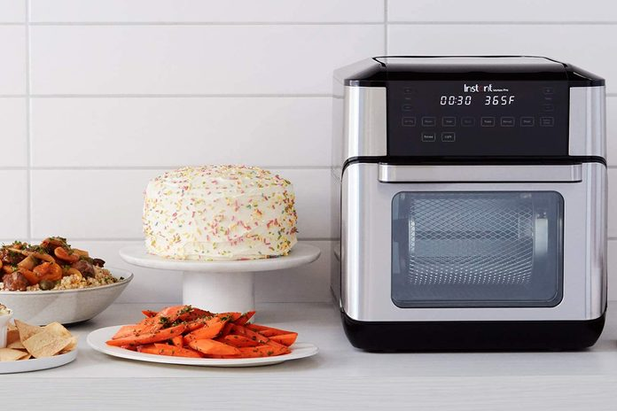 Instant Vortex Pro Air Fryer Oven 9 in 1 with Rotisserie, 10 Qt, EvenCrisp Technology