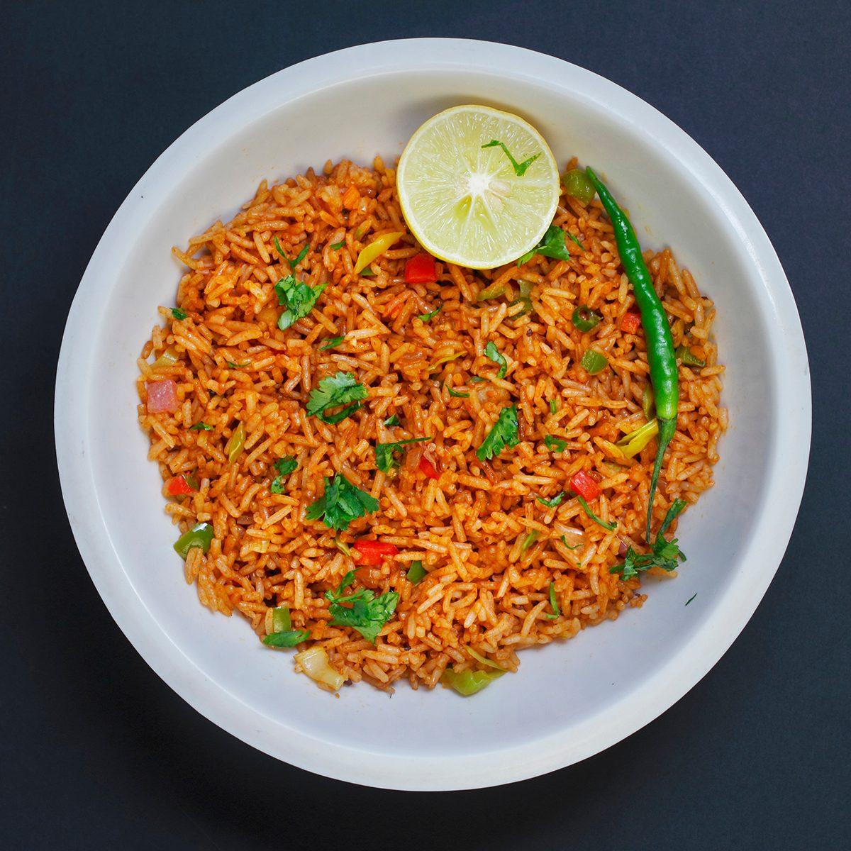 Healthy Homemade Fried Rice