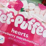 Jet-Puffed Strawberry Marshmallows Are Back in Stores for Valentine's Day