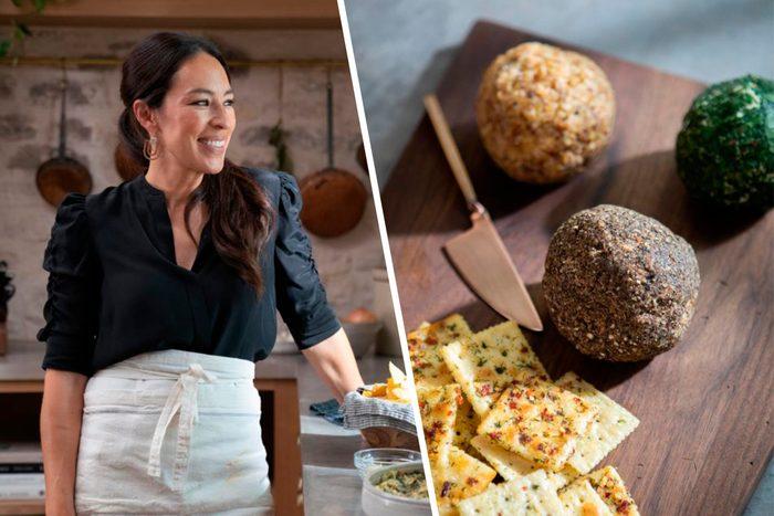 Joanna Gaines Cheese Balls recipe