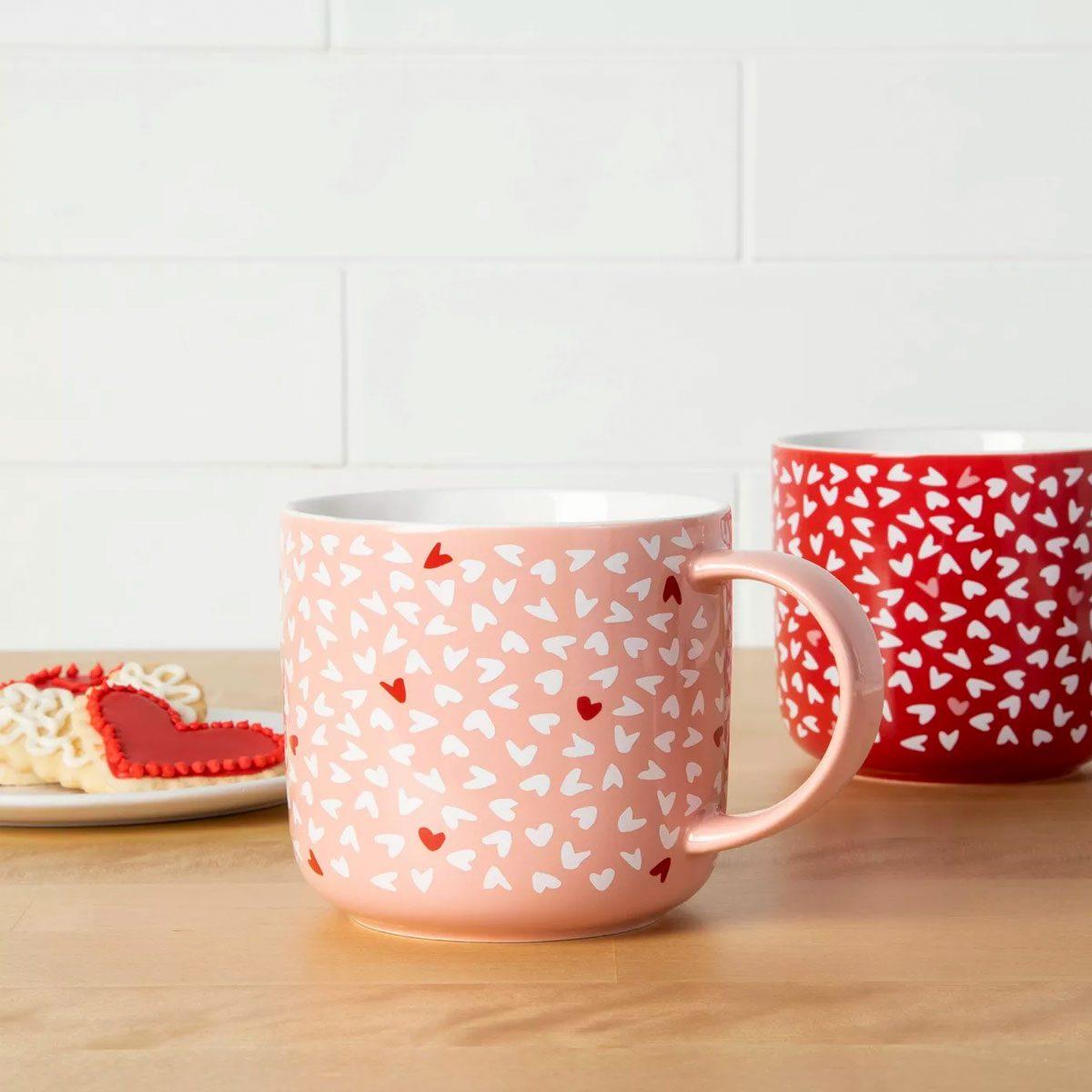 Valentine's Day gifts Matching Heart Mugs