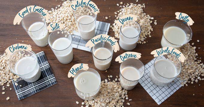 Test kitchen preferred the best oat milk crop
