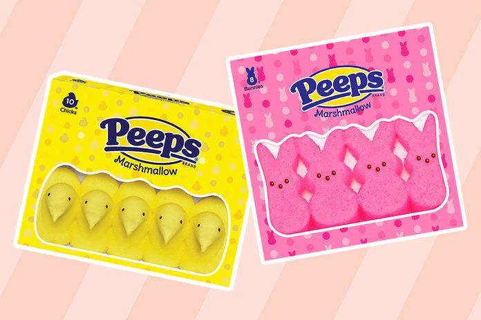 Peeps Return for Easter 2021